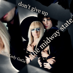 Don't Give Up - Single Cover v.2 on Flickr. Don't give up!
