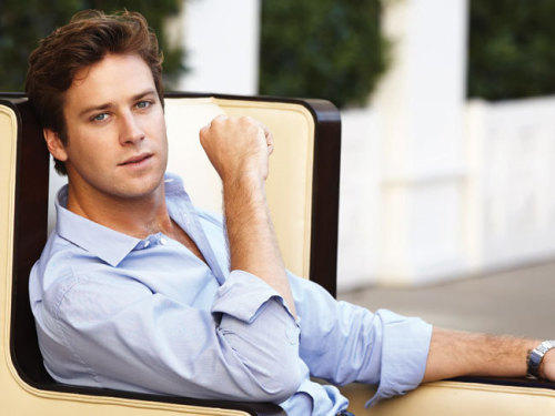 Armie Hammer up for playing The Lone Ranger The Social Network star Armie Hammer is currently in talks to join Johnny Depp in his film adaptation of The Lone Ranger. Hammer is interested in playing the titular ranger, the same role that Ryan Gosling previously flirted with before he was forced to bail thanks to scheduling conflicts. Depp has been attached to the film for some time, and will play Tonto, the Native American companion to the ranger.