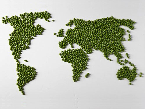 photojojo:  Stop the fighting! We want World Peas. (Photo by KernowLight on Flickr via nevver)  sorry, sorry…