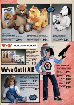 "1986.xx.xx Toys ""R"" Us Toy Book P005 on Flickr."