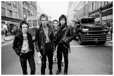 The Clash visit Occupied Belfast, 1977