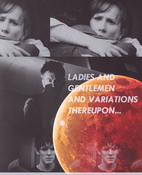 emmahyphenjane:  The Great Doctor Who Rewatch of 2011 | 4.10 - Midnight Donna: Oi and you be careful, all right.The Doctor: Nah, stuck in a big space truck with a bunch of  strangers across a diamond planet called Midnight. What could possibly  go wrong?