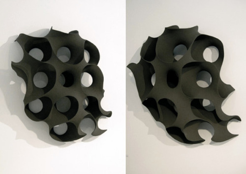 Merete Rasmussen: Wall pieces