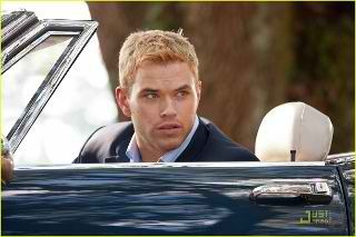 Check out Kellan Lutz in this new still from Love, Wedding, Marriage. My lord, these Twilight boys are smoldering hot!