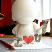 Something to fall in love to…'I Luv U' (I Love You) by Paper View. (Michael K. Chin, Anthony Lee, Bradley Reik, Bora Kusoglu & Paul Doolan) Enjoy! [(^▽^*)] http://itunes.apple.com/ca/album/i-luv-u-i-love-you-feat-michael/id420412204