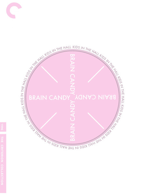 "fakecriterions:  Brain Candy [1996] An email submission from ""Dan-O aka Lemonfrosted.""  It fucking DESERVES a Criterion Collection disk."