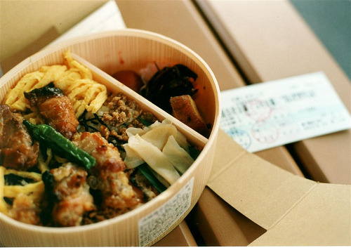 "over-ture:  18'S FREE TICKET & ""ISSEKI NICHO BENTO(AT HIMEJI,JAPAN)"" (by syouchan)"