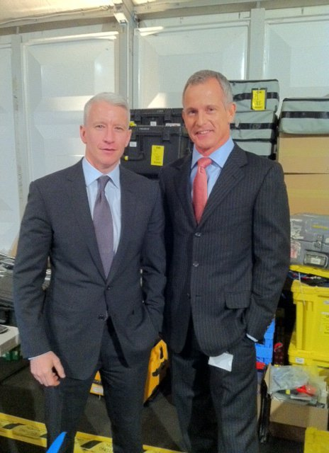 Brian Paddick just posted this photo of himself with Anderson Cooper. Oddly enough, this is what a lot of my dreams in 2005 looked like.  Well, how they started, at least…