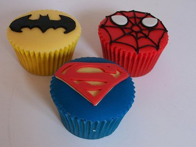 to go with the awesome hero cake I reblogged a couple days ago