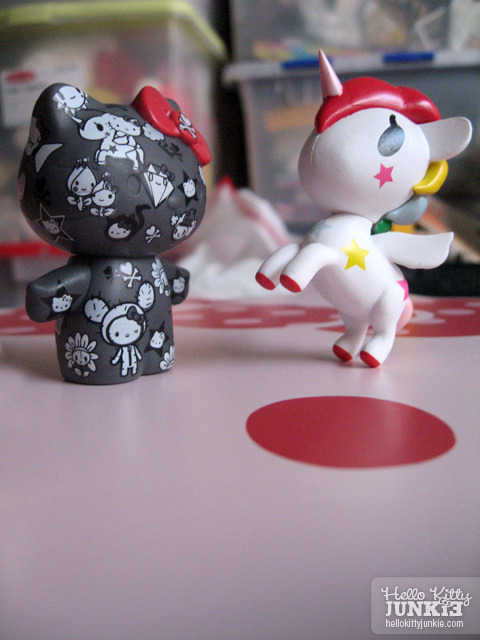 Tokidoki x Hello Kitty Figure & Tokidoki Unicorno blind box