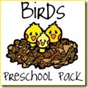 (via Birds Preschool Pack ~ Bird Printables)