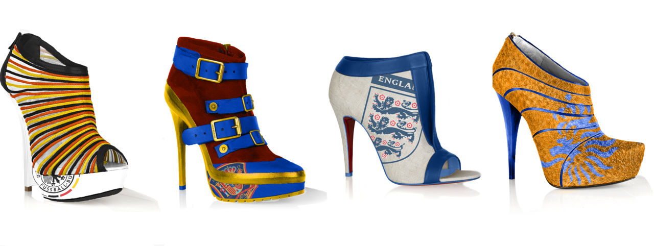 International football association high heels.