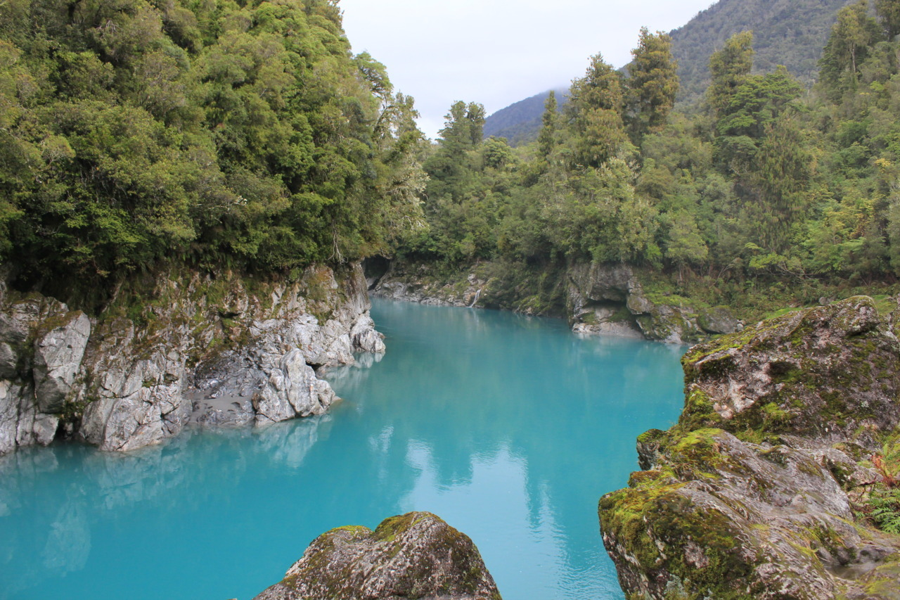 New Zealand- Hokitika Gorge