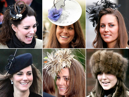 Hat Tip to Kate MIddleton