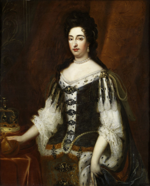 Queen Anne by Anonymous, ca 1700