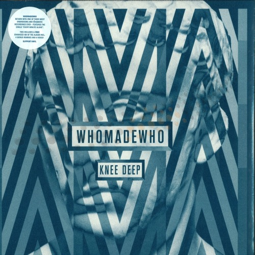WhoMadeWho - Knee Deep (KOMPAKT230) [CD] (2011) Download