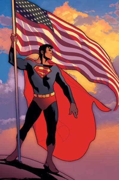 "Superman Renounces U.S. Citizenship as Warners, DC Comics Bids for Global Audiences ""I'm tired of having my actions construed as instruments of U.S. policy,"" he says in the latest issue of Action Comics which hit stands Wednesday."