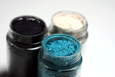 MAC alice + olivia pigments
