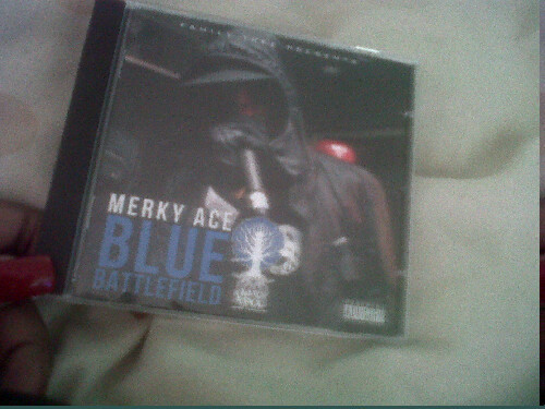 Merky ACE - Blue Battlefield  Was released on the 4th of April and already people are calling it the best release of 2011. I've got my copy so go get yours!  A.G
