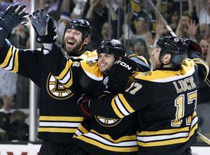 If Nathan Horton needs a beard mentor, I'm sure Zdeno Chara's beard can step into the role.
