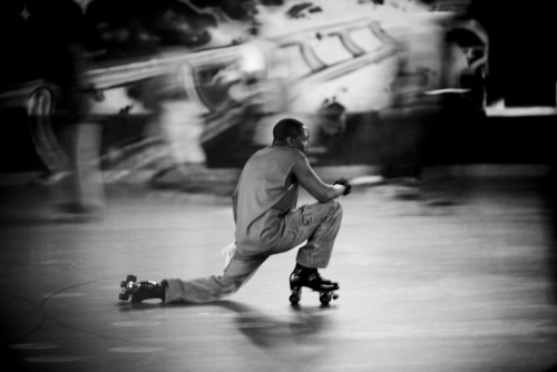 Skate Palace. Temple Hills, April 28 by Darrow Montgomery