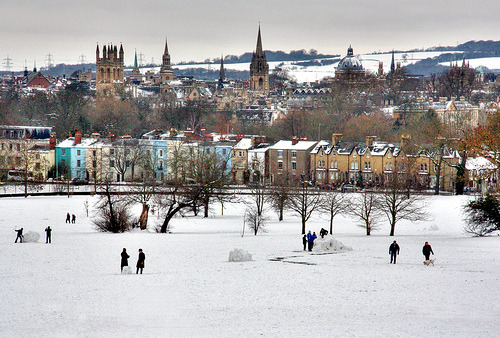 South Park, Oxford, UK  (by pcgn7)