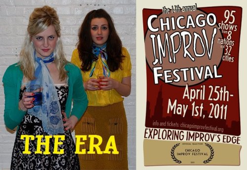 Chicago Improv Festival 2011 Tonight 11pm Second Stage Theater