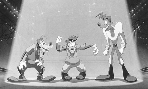 theleafonthewind:  Watching the Goofy Movie again. One of my favourite Disney films by far…..  My favorite Disney movie.