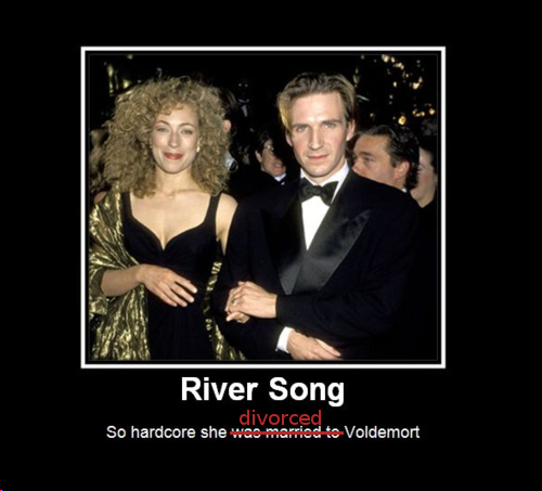 River Song, So Hardcore sarahhasabluebox:  Fixed it!