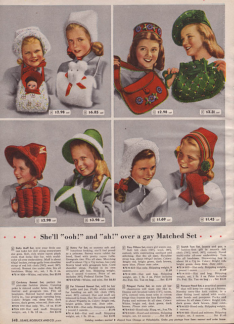1945.xx.xx Sears Christmas Catalog P148 on Flickr.
