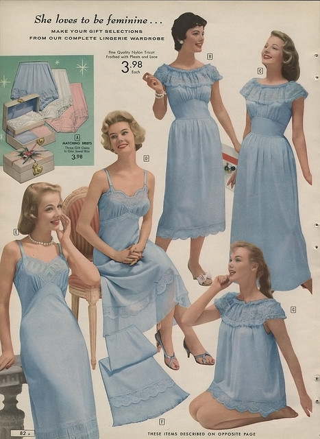 1957.xx.xx Simpsons - Sears Christmas Catalogue P082 on Flickr.She loves to be feminine…