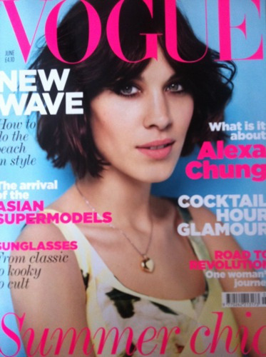 Vogue UK June 2011