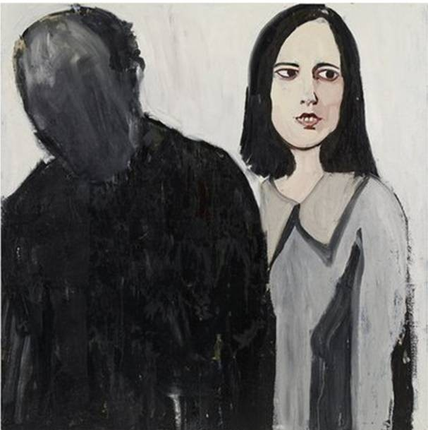 Untitled (2010) (via Artnews.org: Chantal Joffe at Victoria Miro London)