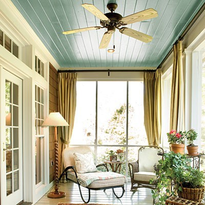 krystaldawn:  (via Porches and Patios: Historic Blue Porch < Porch and Patio Design Inspiration -)