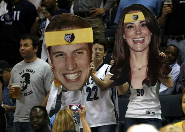 Look at these Grizzlies fans via lwrmgmt