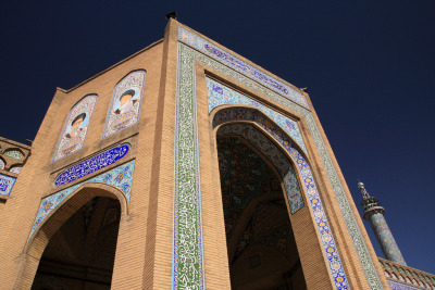 fuckyeahmiddleeast:  Masjid-e Jameh in Kermanshah, Iran.