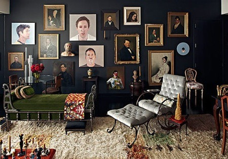 How to Create a Salon-Style Wall