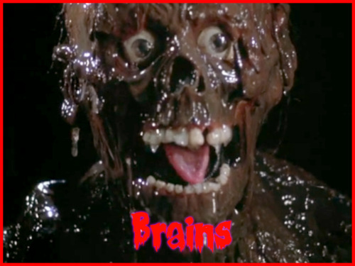 Just made this while watching Return of the Living Dead…