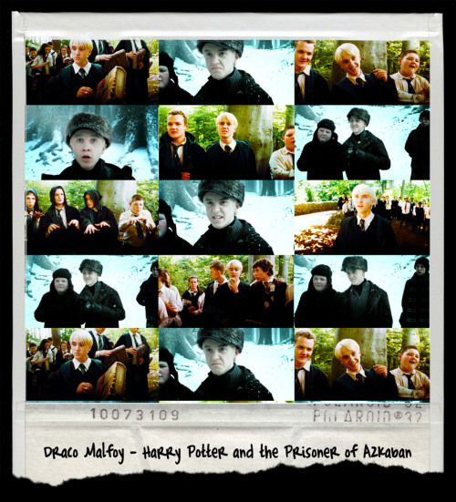 Draco Malfoy - Harry Potter and the Prisoner of Azkaban