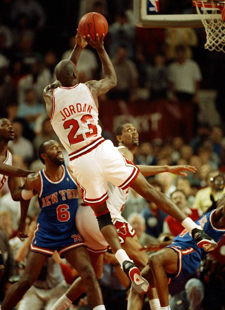 "THE DEADLY ""M.J. FADEAWAY""…."