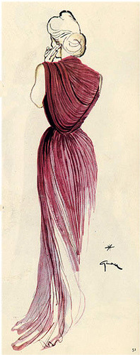 madame gres drawing