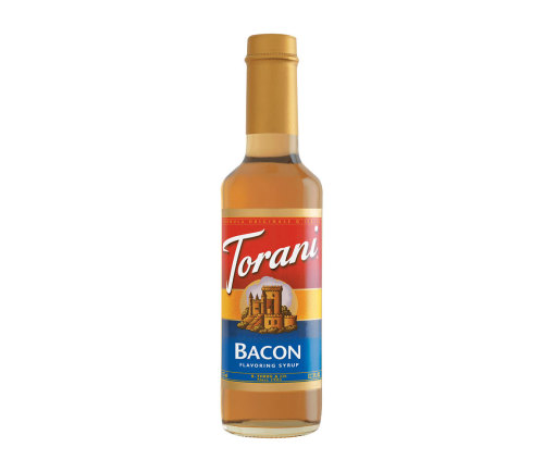bacon syrup for may 10 (unknown price, here)