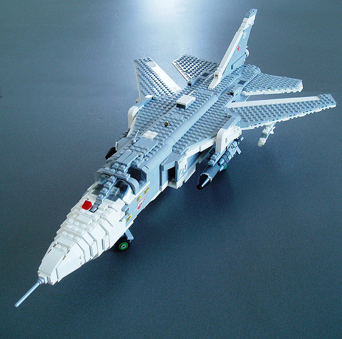 Su-24M Fencer-D (by Mad physicist)
