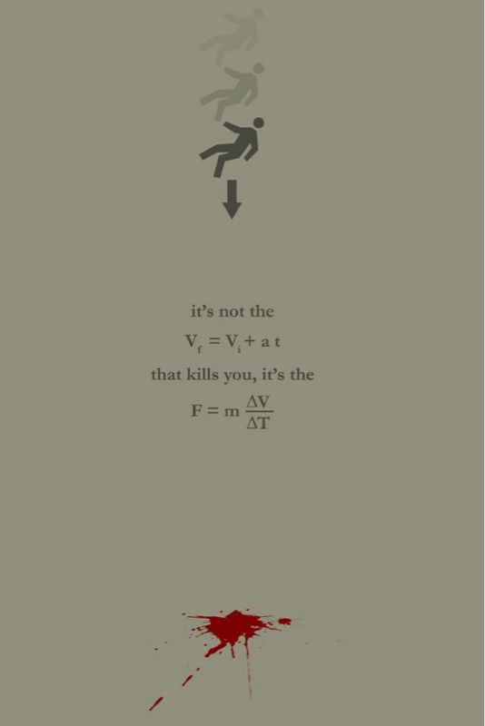Physics - The Best Science :) - Found this in a Wallpaper App :)