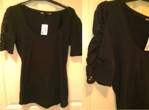 DOTTI LACE TOPColour: BlackSize: SCondition: Brand new with tagsRRP: $29.95Selling for: $15  SOLD