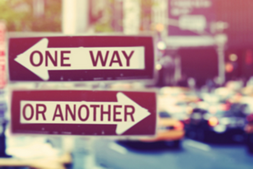 the-hamptons:  One Way… Or Another.
