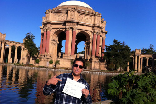 From Adnan, San Francisco - United States (May 1st 2011)