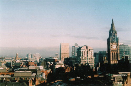 Another from my flickr….. Manchester.