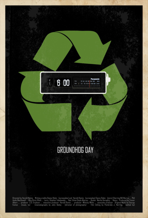 Groundhog Day by Edgar Ascensão