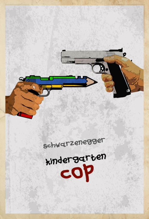 Kindergarten Cop by Edgar Ascensão
